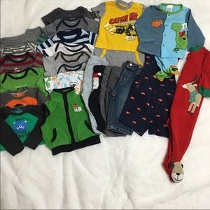 Other - Bundle baby boy clothes 6 months